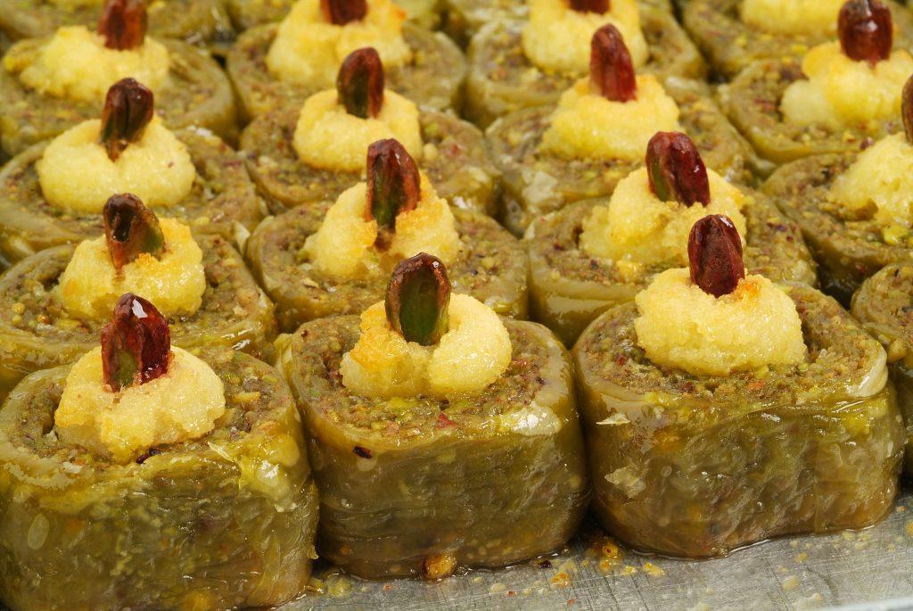 Baklava catering